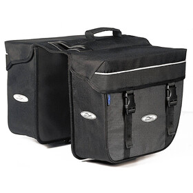 Norco Orlando Twin-Box Sidetasker, black/grey